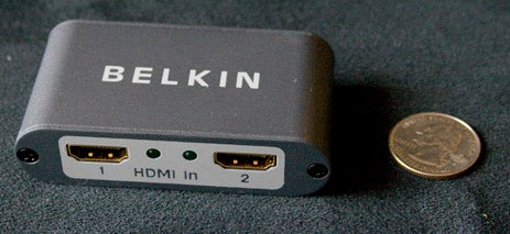 Lightning Review: Belkin 2-in-1 HDMI Switch