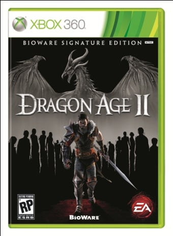 Dragon Age II Preorders Score A Free Signature Edition Upgrade