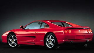 Here's Why You Should Never Buy A Ferrari F355