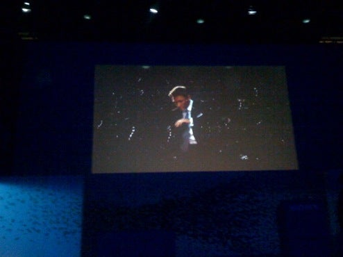 Live from the Sony Press Conference at IFA