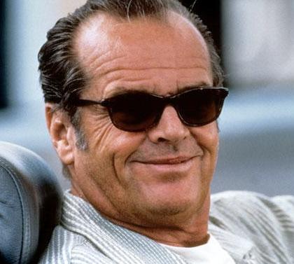 Jack Nicholson's Big Hangover