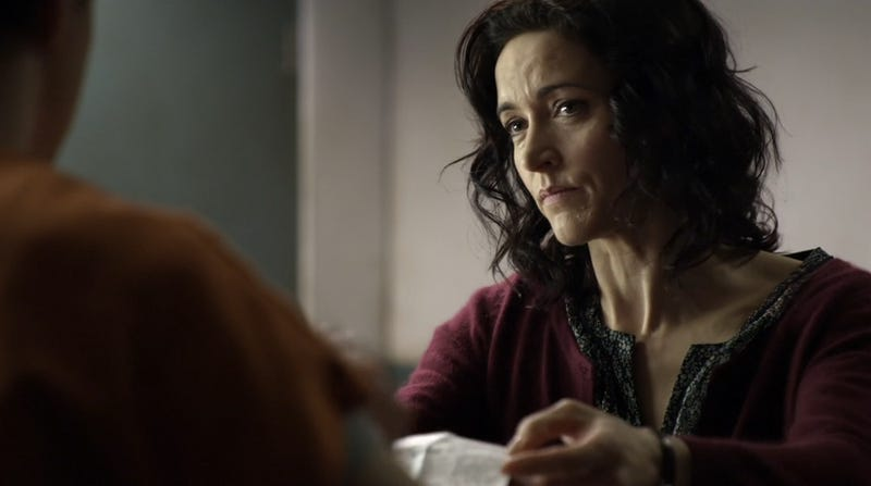 A great episode of Continuum explores the fragility of memory