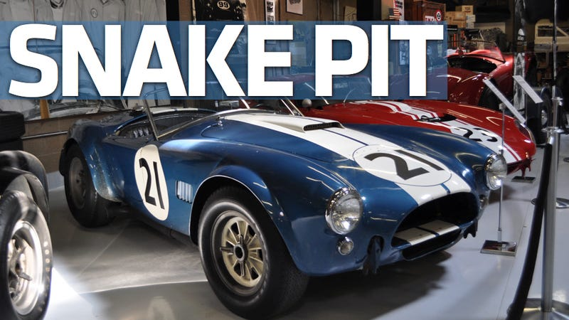 Inside the little-known Shelby museum