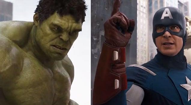 Scientist Explains The Hulk And Captain America