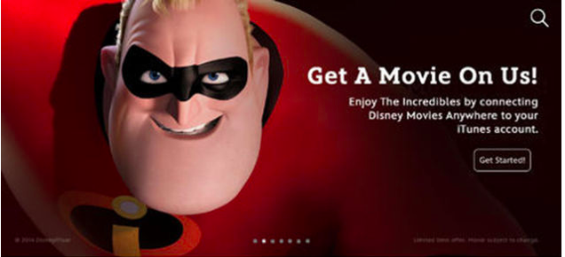 You Can Now Stream All the Disney Movies You Own on Android