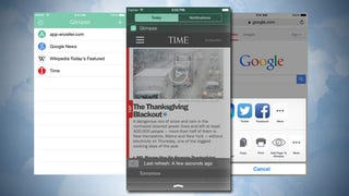 Glimpse Stuffs Your Favorite Sites Into the Notification Center