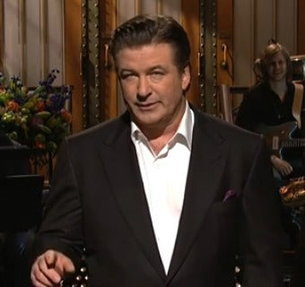 Doctor Alec Baldwin, OBGYN Hosts A Mediocre Saturday Night Live