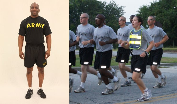 Army Workout Clothes Get More Fly--Still Stank, Though