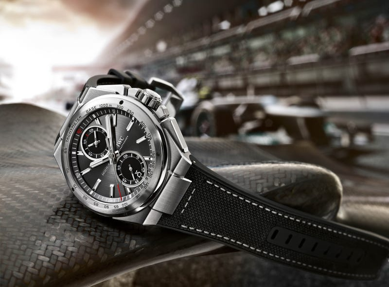 IWC Is Trying Way Too Hard to Market the Ingenieur to Gearheads