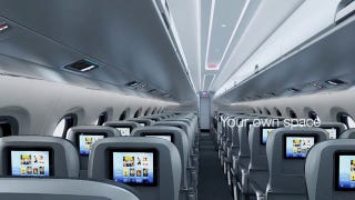 This Redesigned Airplane Cabin Would Give You More Room For Everything