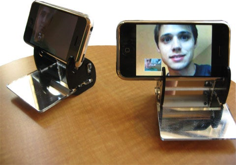 Videoconferencing on the iPhone Now Working, Wins Iron Coder's First Prize