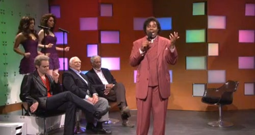 "SNL Debuts New ""What Up With That"" Featuring Morgan Freeman"