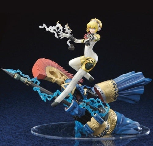 This Is A Pretty Good Persona 3 Statue