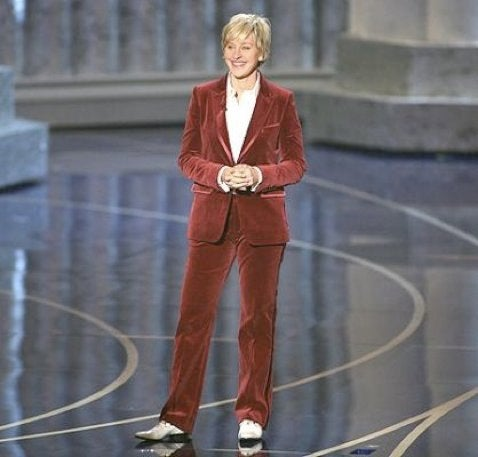 Ellen Degeneres Invites You Into Her Ugly Closet