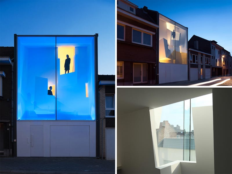 What Do the Neighbors Think of This Glass-Walled House?