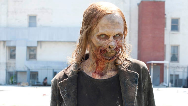 Walking Dead Premiere Sets Cable Ratings Record