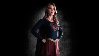 First Look at CBS's Supergirl