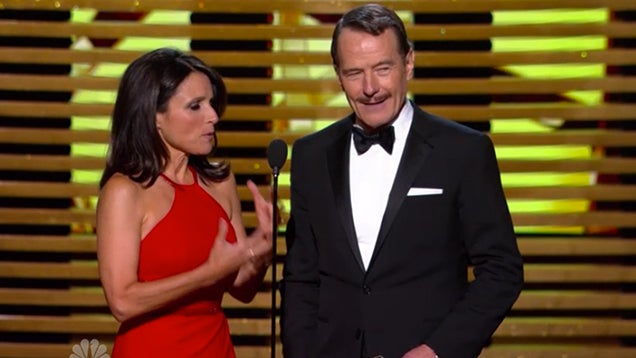 2014 Emmy Awards: Live Coverage
