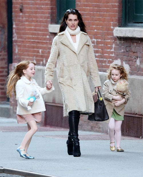 Coats, Cuddles & Cute Shoes For All
