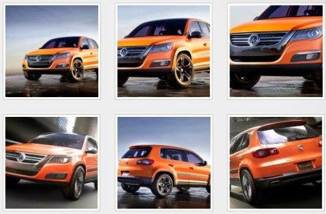 LA Auto Show Preview: Volkswagen Tiguan Concept Revealed