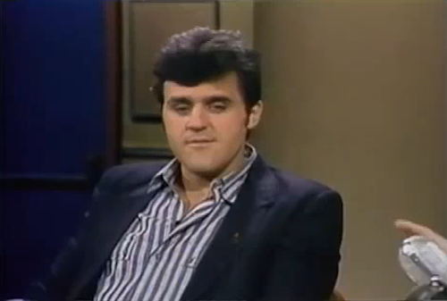 Jay Leno Used To Be Funny