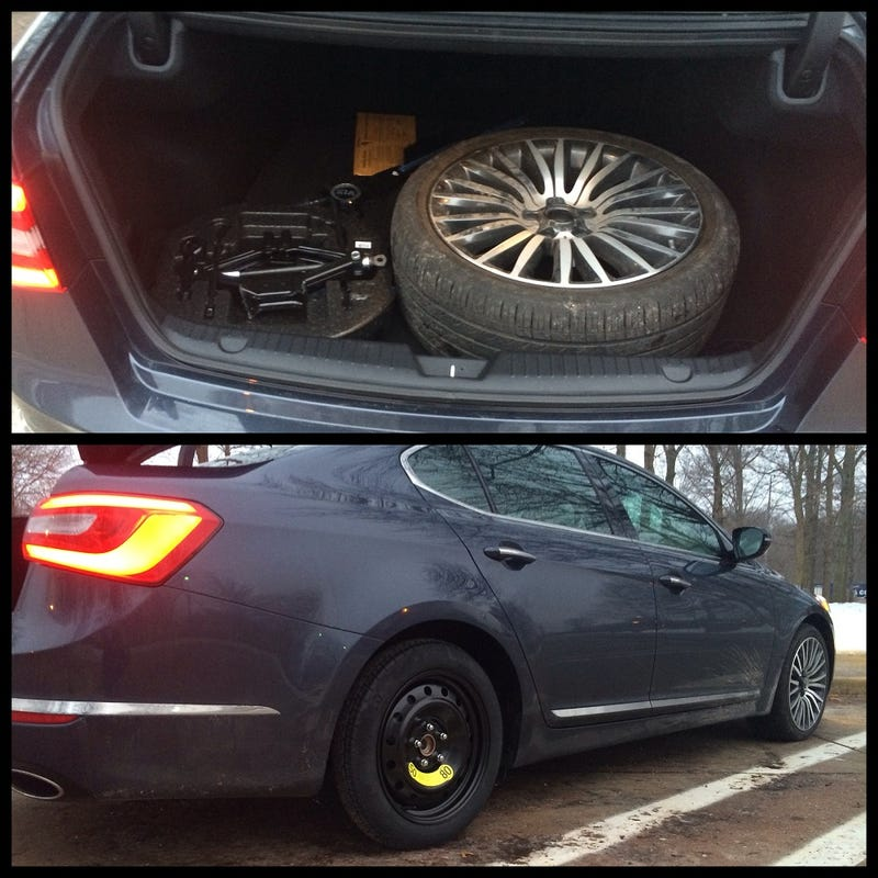 I Have Shit Luck with Tires