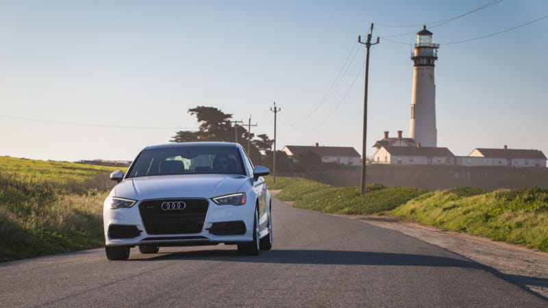 The 2015 Audi A3 Is Premium, Tidy, Fun, And Not A Hipster At All