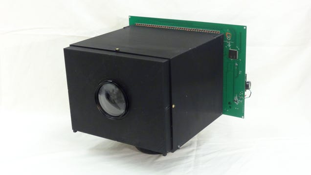 The World's First Self-Powered Video Camera Can Record Forever