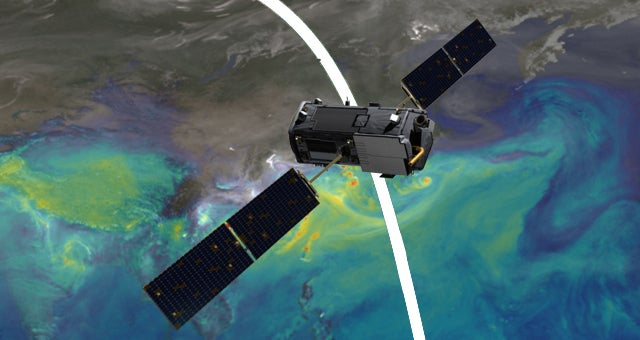 First Light for the Orbiting Carbon Observatory
