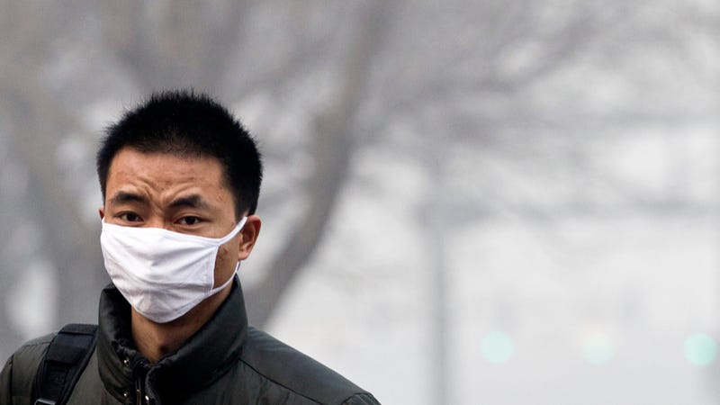 Air Pollution From Cars Is Killing Everyone In Beijing