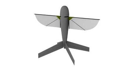 World's Smallest UAV Weighs 10 Grams, Flaps Like a Bird
