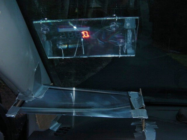 How to Build a Heads-Up Display for Your Car