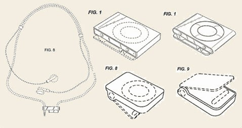 Apple Patents Show Shuffle-Esque Remote Control, Other Goodies