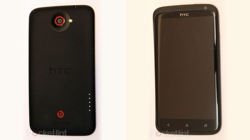 The New HTC One X+ Looks a Lot Like the HTC One X