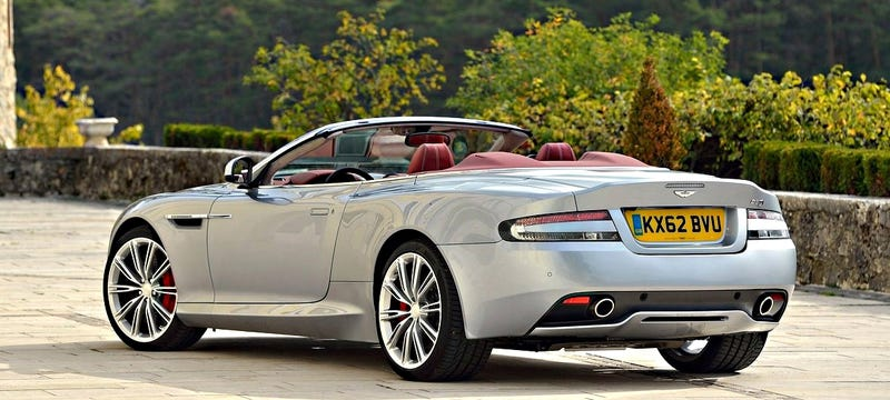 How The US Government Could Kill Aston Martin