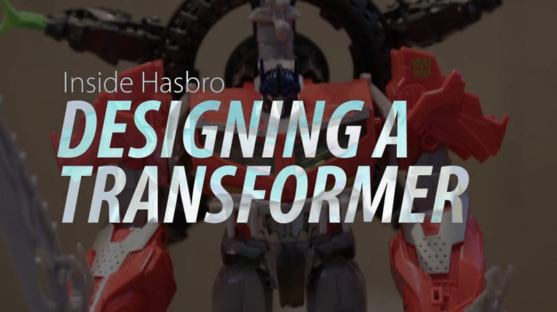 Gizmodo's Transformers Trip:How They're Made,Where They Come From