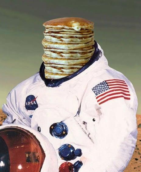 Afternoon News: Poop-Sniffing, Pancake-Eating, Vegas-Going Spammers