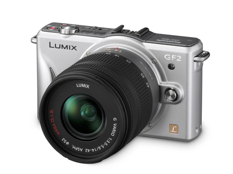 Panasonic Lumix DMC-GF2: A Tiny Micro Four Thirds Camera That Likes To Be Touched