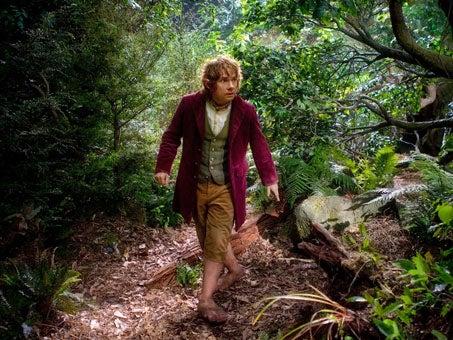 Hobbit Promo Pic (USA Today)