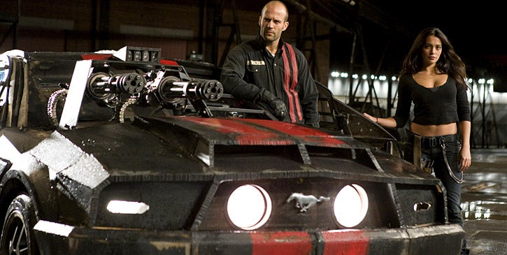 Fiery Blasts Don't Compensate For Death Race's Wimpiness