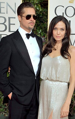 Did Brangelina Snub The Press At The Globes? Should We Care?