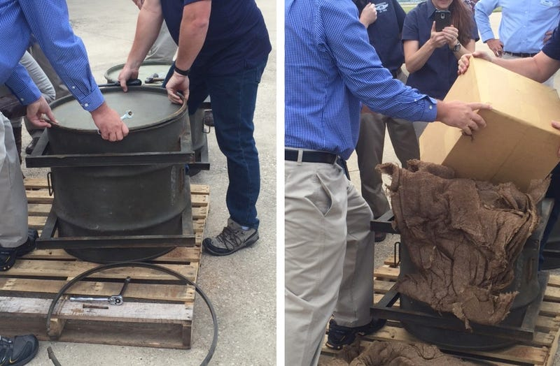 Top Secret World War II Bomb Tech Discovered in Time Capsule