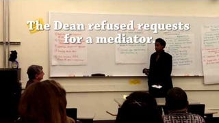 UC Berkeley Students Hold Teach-In for Their Racist Pr