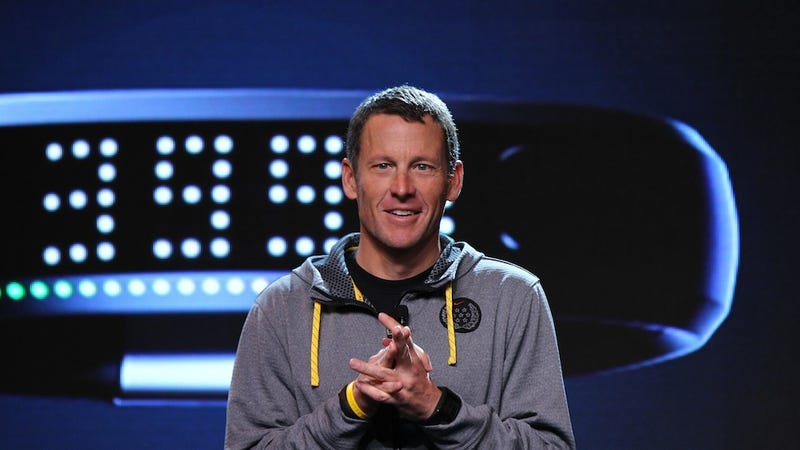 Comedian Says Lance Armstrong Asked Her To Eat His Butt