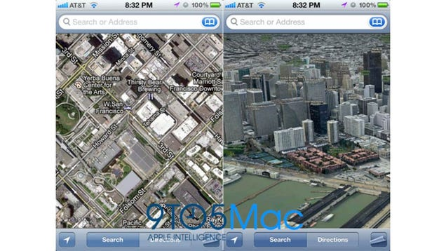 Report: Apple Is Dropping Google Maps from iOS 6