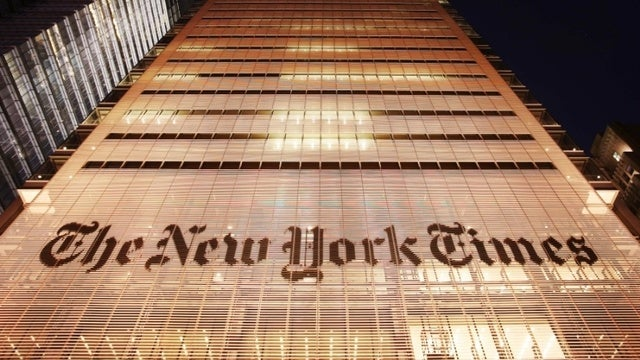 Anonymous Leaks Secret New York Times Correspondences That Reveal Reporters' Shocking Competence