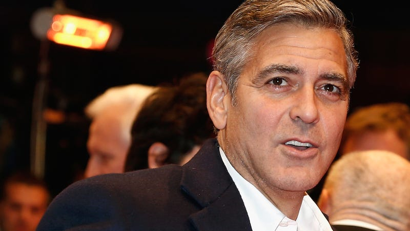 ​George Clooney and Amal Alamuddin Reportedly Engaged