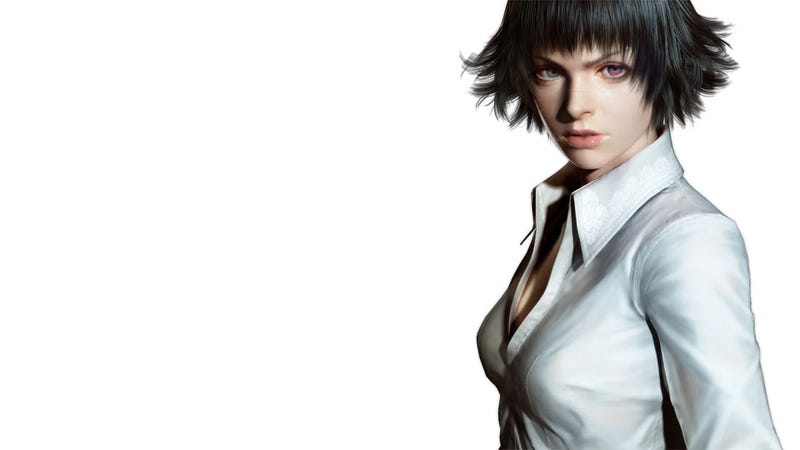 "Devil May Cry's Boss has ""Nothing Against Big Tits"""