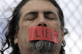 """Murdered Anti-Abortion Protester """"Didn't Care About Abortion,"""" Says Son"""