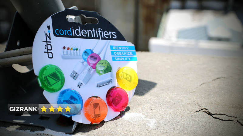 Dotz Cord Identifiers: Stop Getting Your Wires Crossed